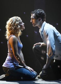Ghost the musical on Broadway