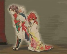 Little Ryoma, Little Kamui, and Little Hinoka