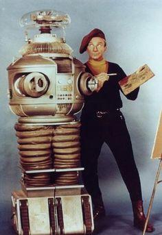 Robô e o doutor Smith