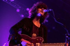 Temples @ Fonda Los Angeles Thursday 9/25/14 Great psych rock show rolls into Hollywood