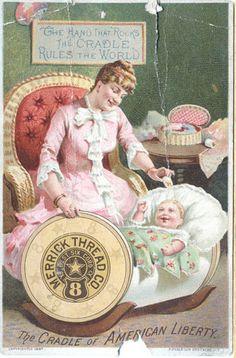 marinni | Викторианские рекламные карточки. Дети. Продолжение.