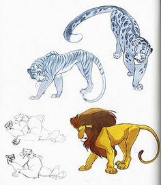by Claire Wendling, Character Design, Cat Drawings