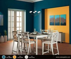 With the variety of colours available, it gets difficult to choose!   Experiment with Colour Chef and virtually paint walls & mix and match colour schemes to see which you love most!  Try out the new Colour Chef here - http://www.asianpaints.com/test-your-ideas/do-it-yourself/colour-chef/colour-chef.aspx