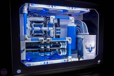 Bit-tech Modding Update - January 2015 in association with Corsair Icy Blue…