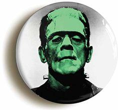 Frankenstein Thirties Horror Halloween Button Pin (Size 1... http://www.amazon.com/dp/B00FSOUODQ/ref=cm_sw_r_pi_dp_K8bgxb05P5S6M