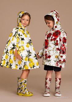 Детская мода: Детская коллекция Dolce & Gabbana, весна-лето 2016