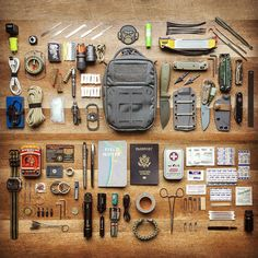 With the popularity of camping, hiking, and trailing at an all-time high, there comes a great demand to known even the most basic of survival skills before heading out on your next outdoor trip. Bushcraft Camping, Bushcraft Kit, Camping Survival, Outdoor Survival, Camping Gear, Outdoor Camping, Outdoor Gear, Backpacking, Survival Backpack