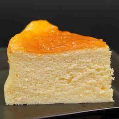 Soufflé de ppastel de quesoastel de queso