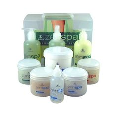 Jessica ZenSpa Pedicure System - Calming Green Tea Professional Kit ZenSpa unites ancient Eastern practices of aromatherapy with natural botanicals and today's Western technology of enzyme therapy to create an exclusive array of personalized foot treatments that will inspire your mind body and soul.. Infused with Papain, an extract from green papayas that absorbs and dissolves dead surface skin, e... #Jessica #Beauty
