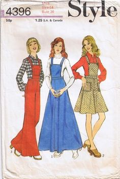 Style 4396 | Vintage Sewing Patterns | FANDOM powered by Wikia