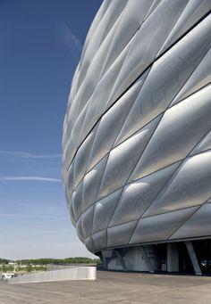Herzog & de Meuron, Arupsport — Allianz Arena