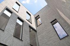 MHMA House S Hasselt | Mass Architects -Wapper Zilvergrijs HF-