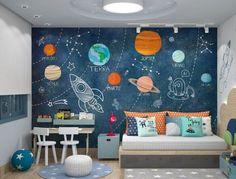 Kids Bedroom Designs, Baby Room Design, Boys Room Decor, Boy Room, Baby Room Ideas Early Years, Lounge Decor, Barn, Decoration, Design Interiores