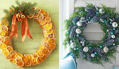 20 vianočných vencov, pre vašu inšpiráciu | Chillin.sk