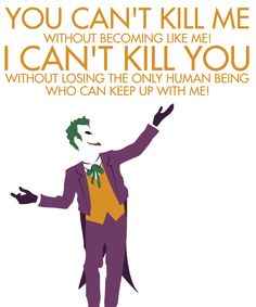 The Joker paradox