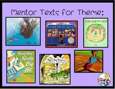 Teaching Themes in Literature