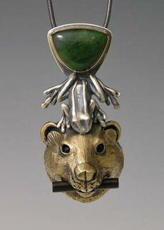 Beaver / Frog Totem