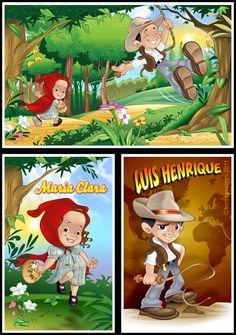 Kirlley Velôso | Ilustrações e animações | Kirlley Velôso | Ilustrações e animações