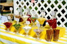 Planning an ice cream party? Check out this list of over 40 awesome ice cream party ideas - from diy decorations to treats to serving hacks and more! Love Ice Cream, Ice Cream Party, Ice Cream Buffet, Ice Cream Station, Curious George Party, Sundae Bar, Ice Cream Social, Ice Cream Toppings, Sundae Toppings