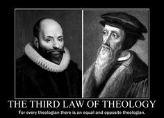 Arminians and Calvinists