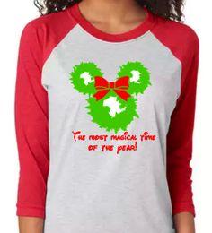 disney shirts disney christmas shirts merry christmas personalized disney shirt disney shirts for girls hazel market pinterest disney - Disney Christmas Shirts