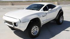 LS3-powered Rally Fighter to cross the auction block. Saving someone the trouble of building it themselves, leaving more time for hooning the Local Motor's wicked creation. - Road & Track