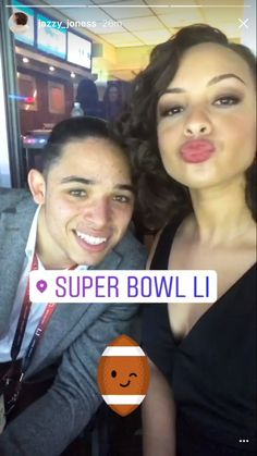 Jaz and Anthony