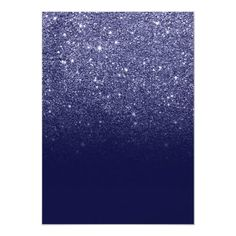 Shop Modern girly faux navy blue glitter ombre Sweet 16 Invitation created by girly_trend. Quince Invitations, Sweet 16 Invitations, Create Your Own Invitations, Birthday Party Invitations, Custom Invitations, Invitation Layout, Debut Invitation, Invite, Blue Glitter Background