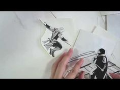 Assassin's Creed Paper Parkour - YouTube