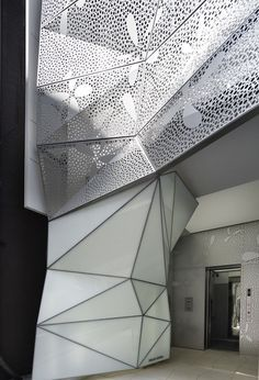 triangular kinetic wall - Google Search