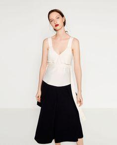 Image 1 de TOP STYLE LINGERIE de Zara