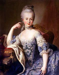 María Antonieta, las dos caras de una reina