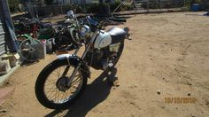1969 Yamaha at 1 125 Enduro Runs Great $$899 99 | eBay