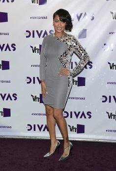 780abbced50 Lala Anthony - VH1 Divas red carpet