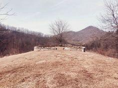 Cold Mountain, North Carolina