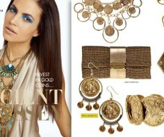 Berry Jewelry featured in Accessories Magazine!