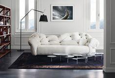 TOP TEN: 10 pieces on cloud nine | Nubola Sofa, Gaetano Pesce, Meritalia, 2009 |#DESIGNBEST