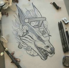 Kurama Naruto, Naruto Art, Itachi Uchiha, Naruto Tattoo, Anime Tattoos, Blackwork, Ozzy Tattoo, Naruto Sketch, One Piece Tattoos