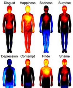 This Is What Your Emotions Look Like