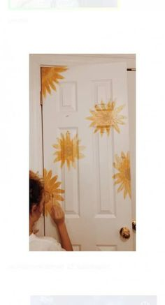 Best DIY Bedroom Decor -DIY Bedroom Decor: Bedroom Ideas, Decor and Decorating Inspiration. see more ideas approximately Bedroom decor, Decor and . Painted Bedroom Doors, Painted Doors, Diy Room Decor, Bedroom Decor, Bedroom Ideas, Bedroom Door Decorations, Bedroom Inspo, Cute Room Ideas, Decoration Originale