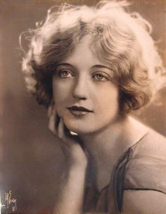 "Marion Davies. She was hilarious in ""Show People""."