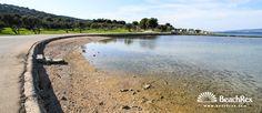 Beach Plitka Vala - Betina - Island Murter - Dalmatia - Šibenik - Croatia