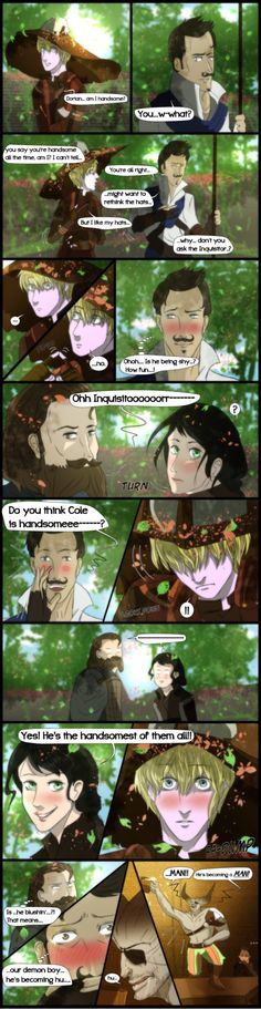 Dragon Age Inquisition- Comic- hu...MAN! by MsArtisticStuff on DeviantArt