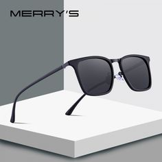 1a7299afb MERRYS DESIGN Men Classic Pilot Sunglasses Aviation Frame HD Polarized Sun  glasses For Men Driving UV400 Protection S8138