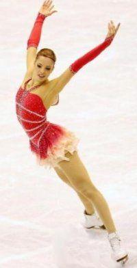 pattinaggio sul ghiaccio.