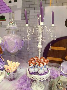 Princess Sofia Birthday Party Ideas | Photo 1 of 36 | Catch My Party