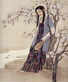"Zhao Guojing - 赵国经  Zhao Guojing (1950, Jingxian, Hebei Province) was among those young urbanites who were sent ""up to the mountains and d..."
