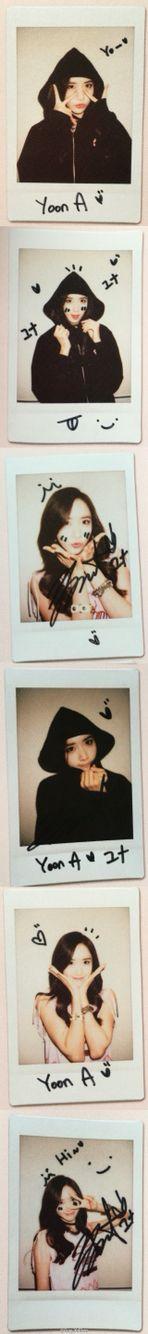160410 GIRLS GENERATION THE 4TH TOUR 'PHANTASIA' in Japan Memorial Book SNSD Yoona
