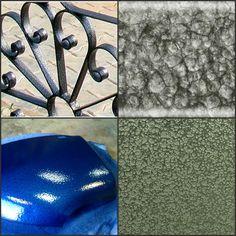 Металл покрашен молотковой эмалью Dali, Tin Cans, Paintings