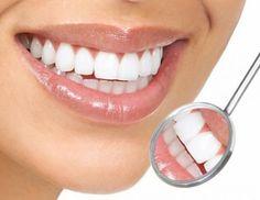 Como branquear os dentes com bicarbonato